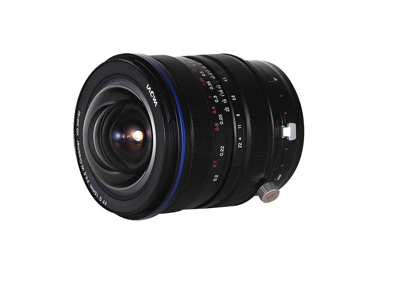 Venus Optics adds Leica L, Pentax K mount options to its 15mm F4.5 Zero-D Shift lens