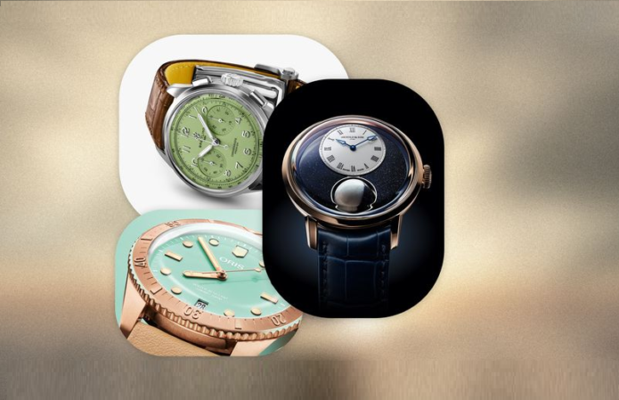 All the Coolest Watches That Came Out in April 2021
