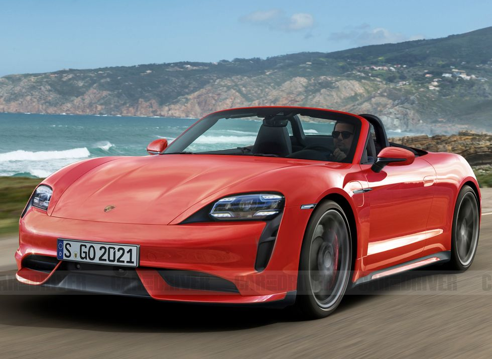 Porsche Boxster EV Concept Could Be Coming Soon
