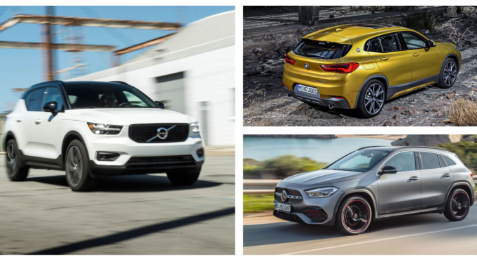 Every 2021 Subcompact Luxury Crossover SUV Ranked from Worst to Best
