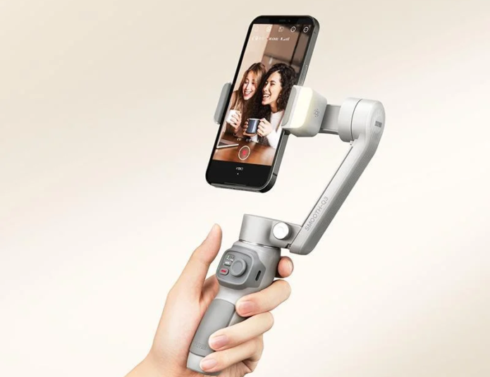 Zhiyun's new smartphone gimbal is here to take the DJI OM 4's crown