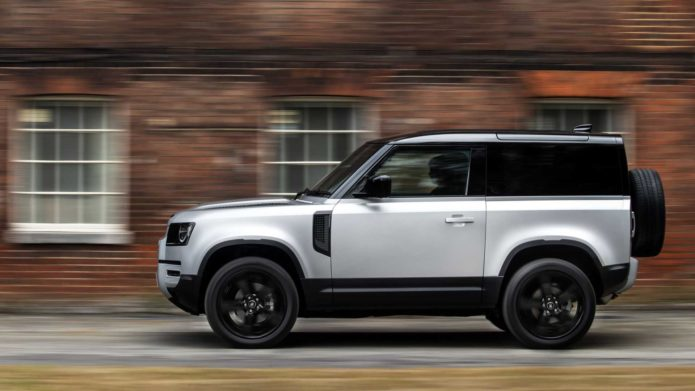2021 Land Rover Defender 90 First Drive Review