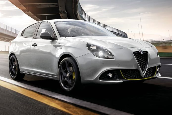 Alfa Romeo Giulietta farewelled with special-edition