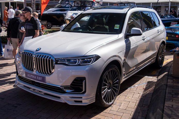 BMW Alpina XB7 makes Australian debut