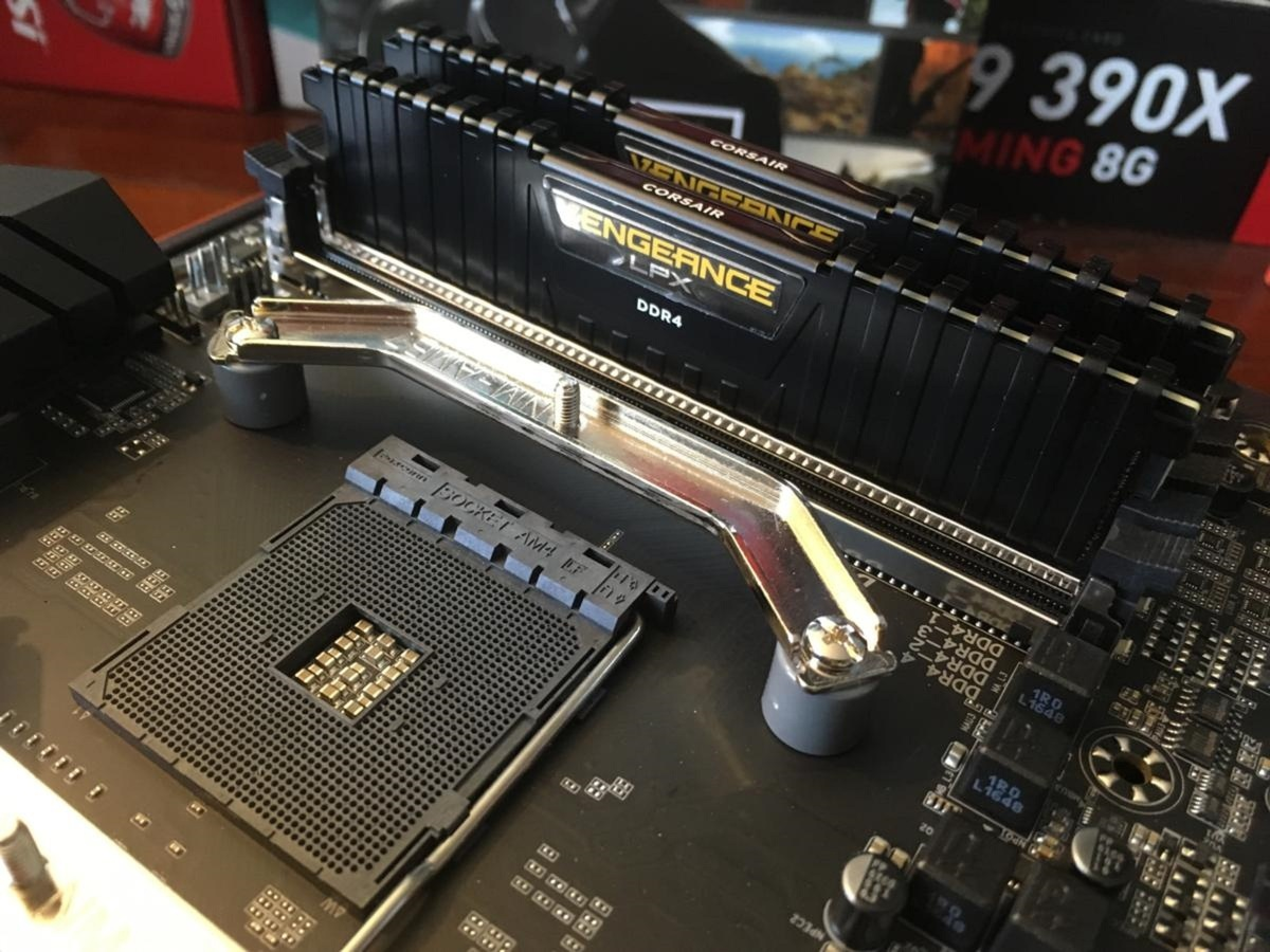 No, you can't run Ryzen 5000 on your old AMD motherboard, but maybe that's a good thing