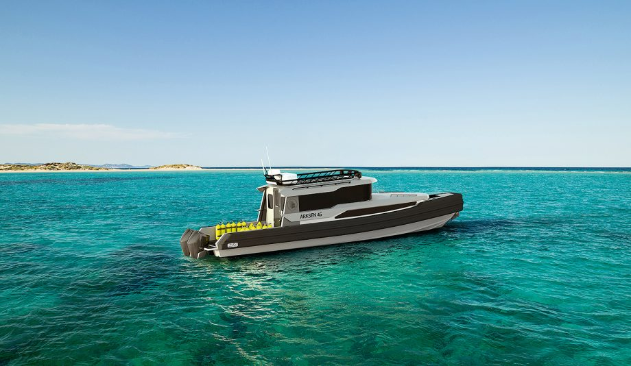 Arksen Yachts reveals plans for first three British-built explorers