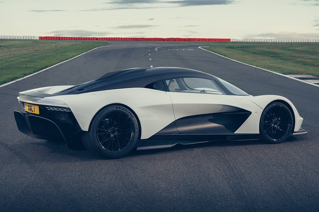 Aston Martin Valhalla hypercar 'redefined'