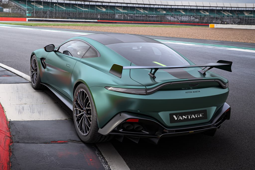 Aston Martin to launch 10 new models by 2024