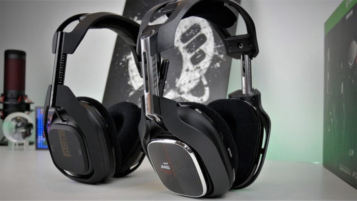 Astro A40 TR vs. Astro A50: Which headset should I buy for PS5?