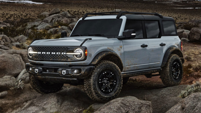 Leaked Ford Bronco technical specifications sheet highlights power output