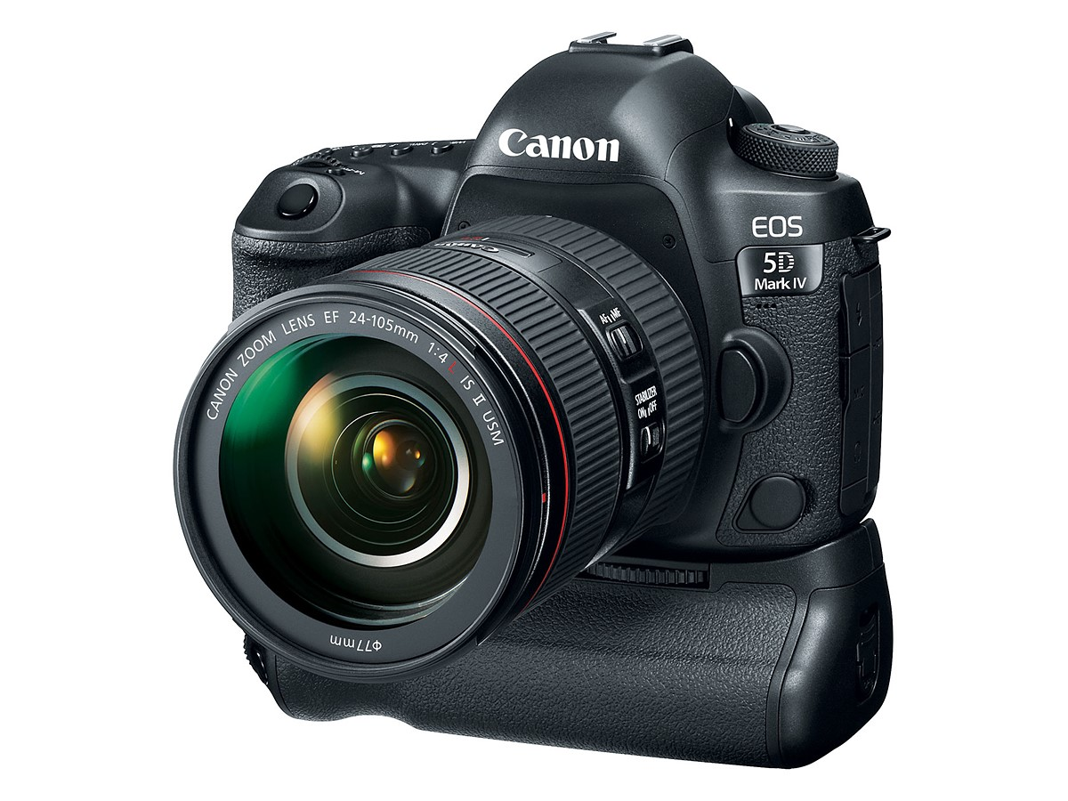 Canon Released New Firmware for EOS-1D X Mark II & EOS 5D Mark IV