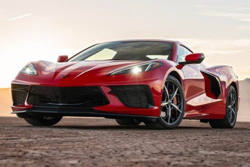 New Chevrolet Corvette to debut this weekend