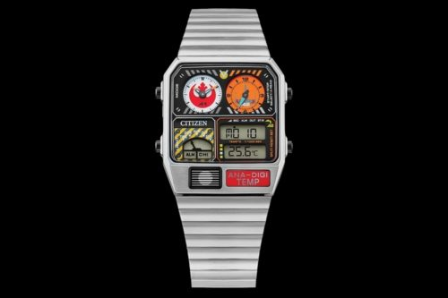 Citizen Star Wars Rebel Pilot Gives You A Watch Fit For Flying An X-Wing Starfighter