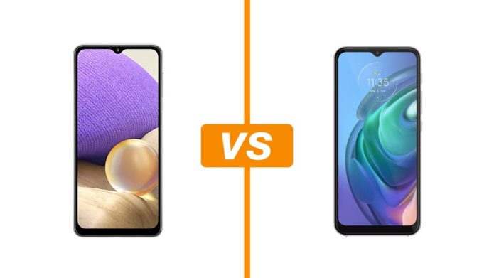 Galaxy A32 vs Moto G10: Which Should You Buy?