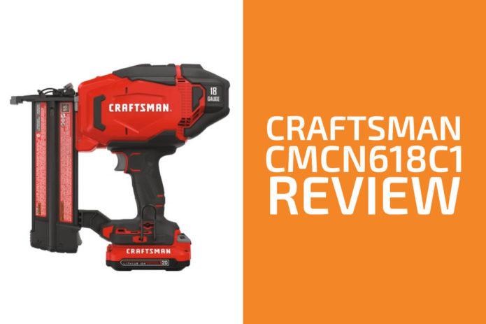 Craftsman Cordless Brad Nailer Review: Worth Getting?