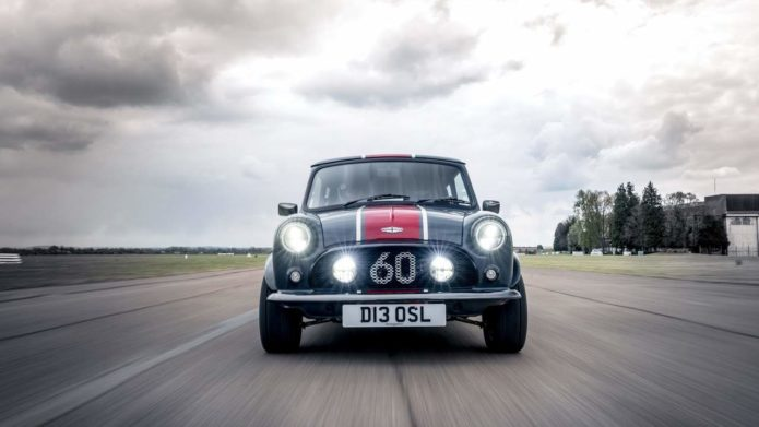 David Brown Automotive's Mini Remastered Oselli Edition is packing a 125HP engine