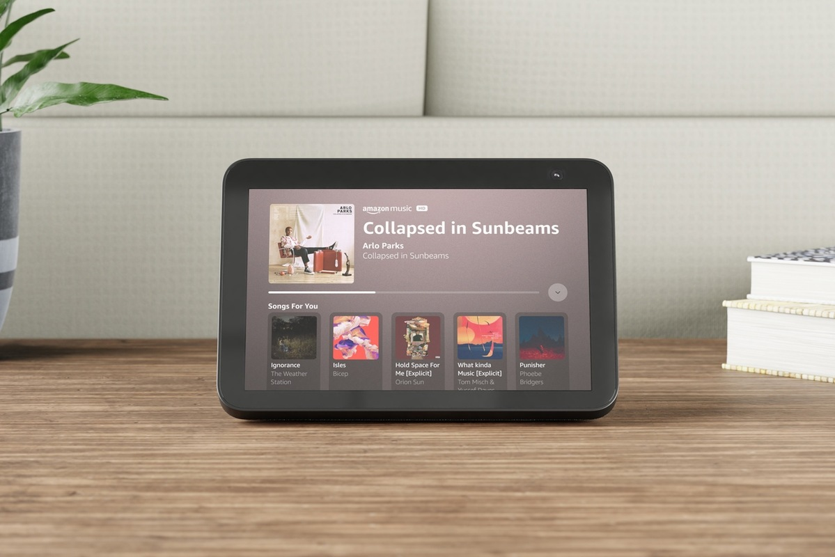 Amazon upgrades the Echo Show 5 and 8's cameras, rolls out an Echo Show 5 for kids