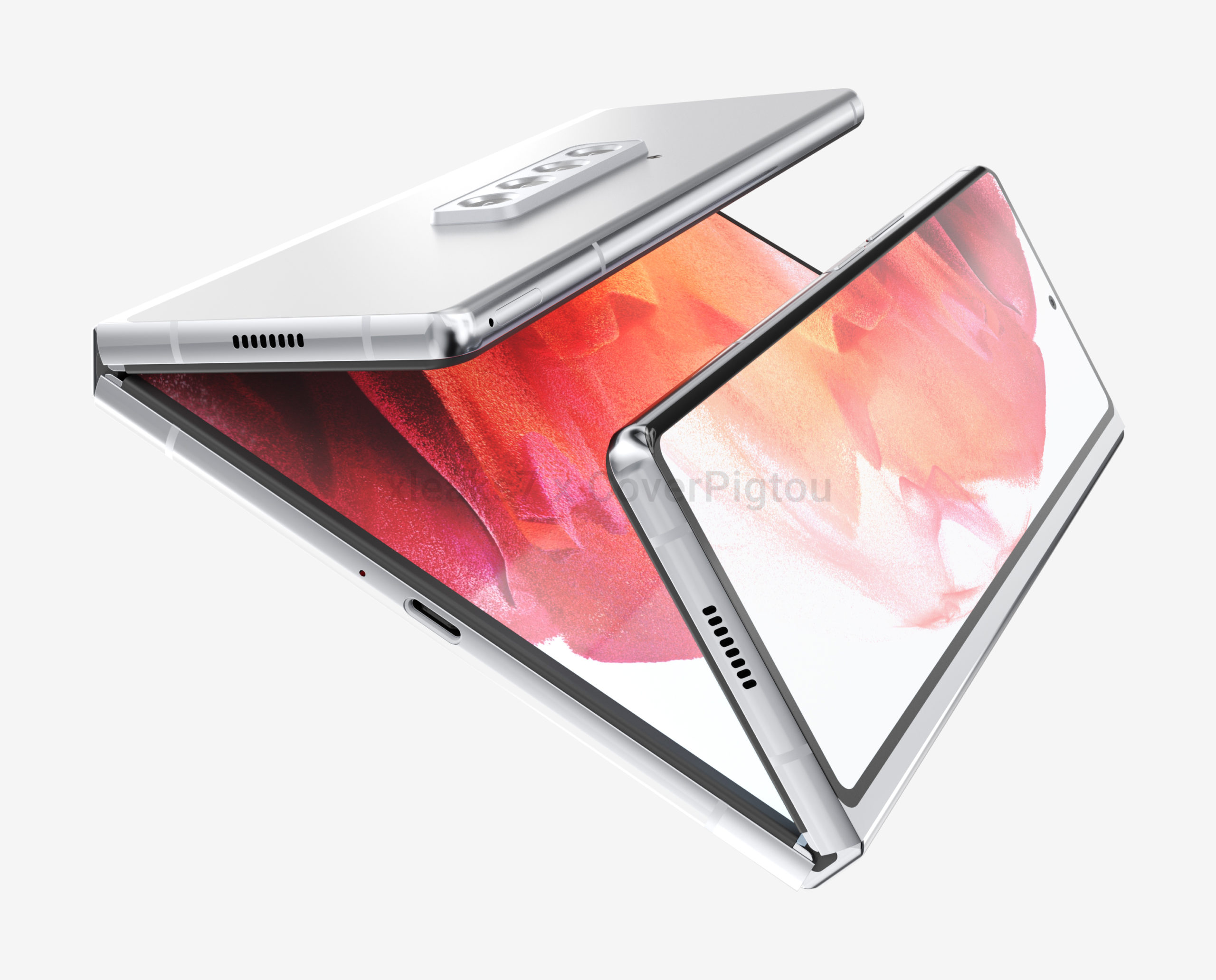Forget Galaxy Z Fold 3: Samsung just revealed stunning foldable phone of the future