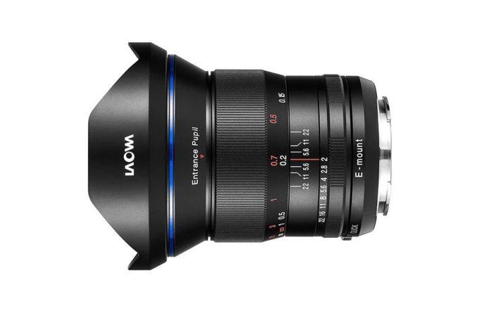 Venus Optics Laowa 15mm f/4.5 Zero-D Shift Lens Now Available for Pentax K-mount