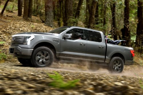 Ford F-150 Lightning Turns America's Best-Selling Vehicle Into An Electric Truck