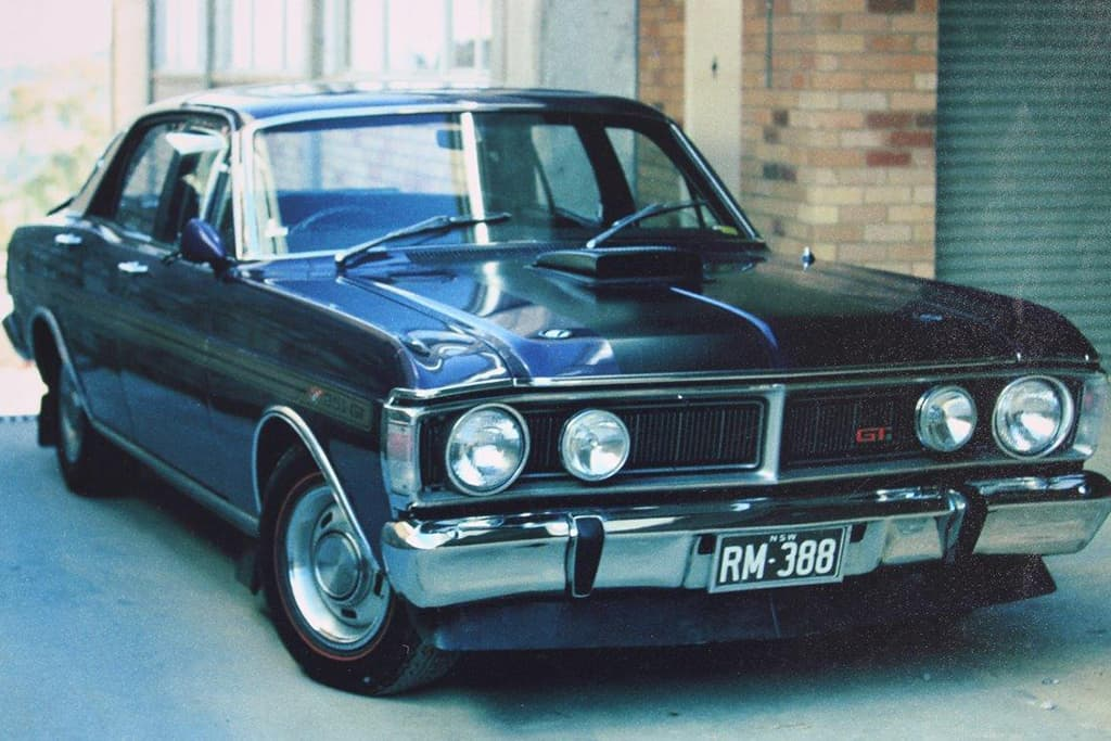 New book covers Ford Falcon GTHO Phase III in detail