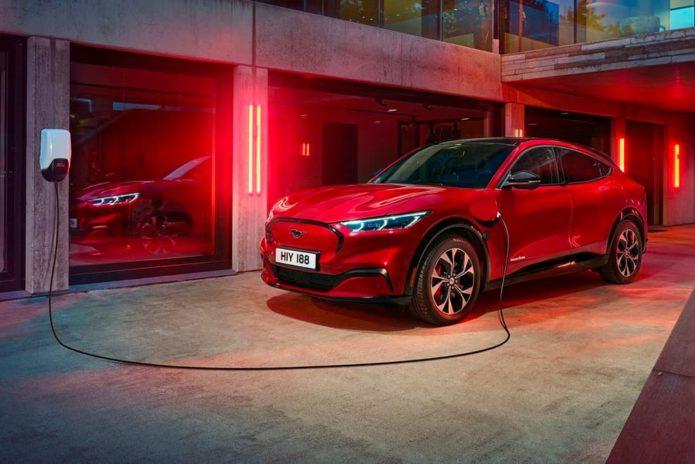 Ford Australia's first EV firms