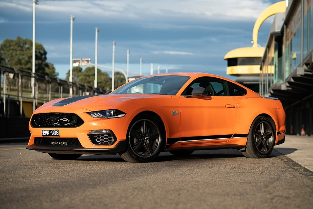 Ford Mustang Mach 1 buyers short-changed