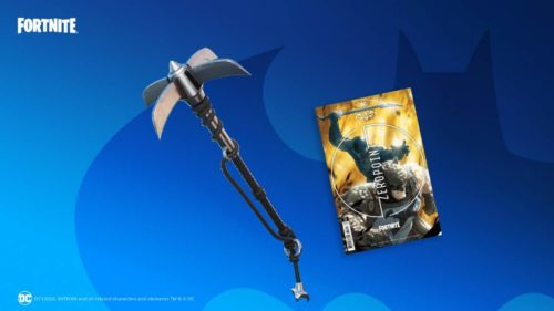Batman/Fortnite: Zero Point Issue 3 arrives: Get the free Catwoman pickaxe