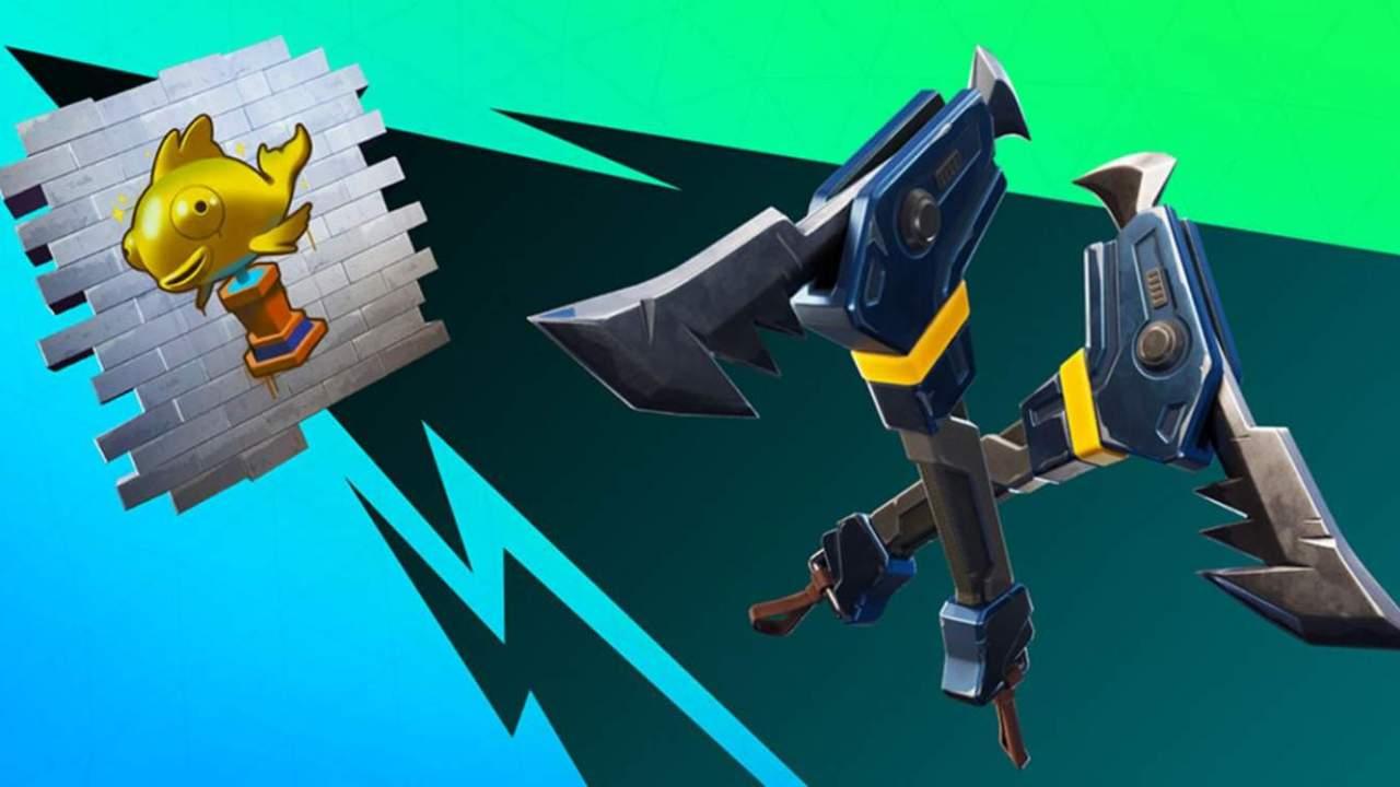 Fortnite Creative Mayhem Piranhas Pickaxe is free: How to unlock it