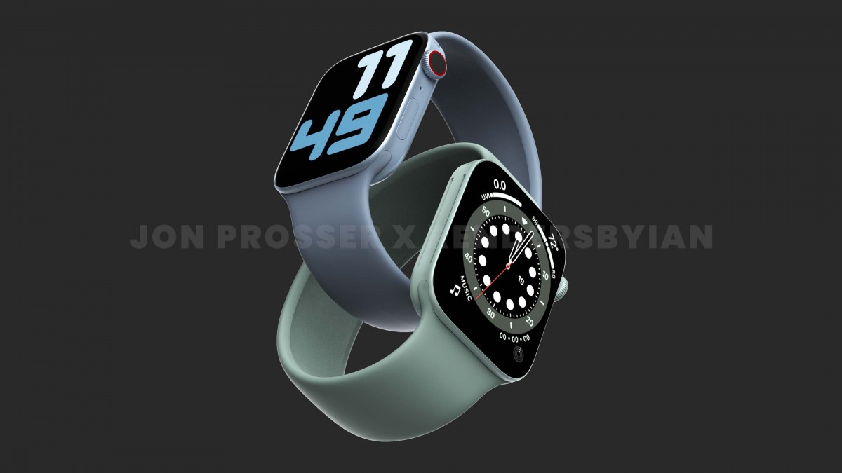 Apple Watch Series 7 rumor round up: New design incoming