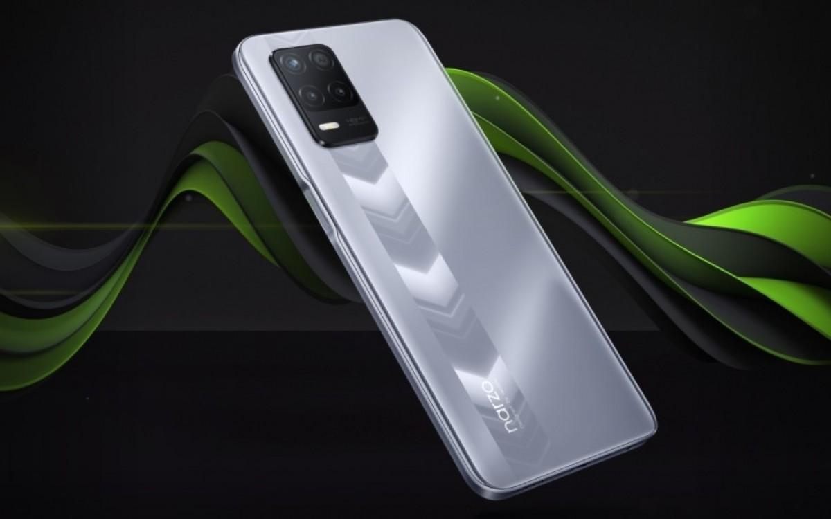 Realme Narzo 30 5G debuts in Europe