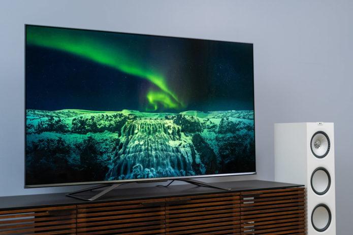Hisense U8G 4K ULED HDR TV Review