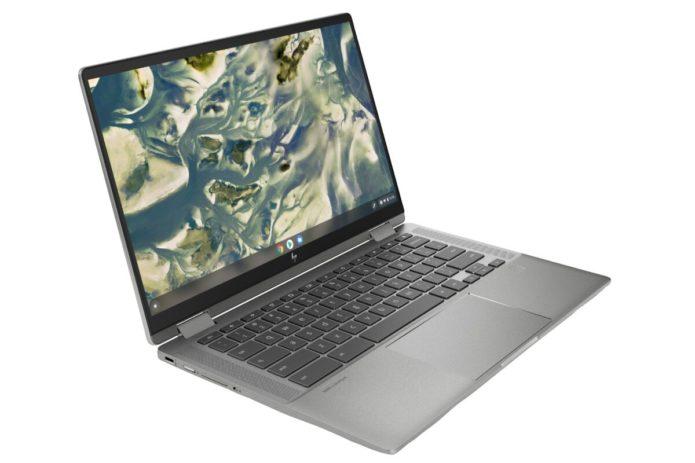 HP's new Chromebook x360 14c has a stunning 11th-gen Intel processor at its heart