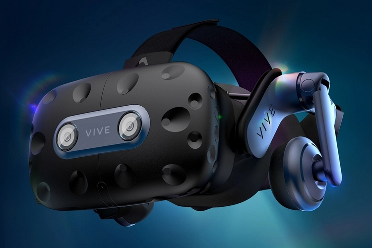 HTC Vive Pro 2 Brings 5K Visuals, DSC Support, And Hi-Res Spatial Audio
