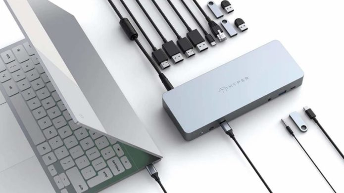 Chromebook docking stations are coming to support work from home