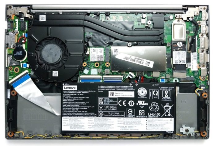 Inside Lenovo ThinkBook 14 Gen 2 – disassembly and upgrade options