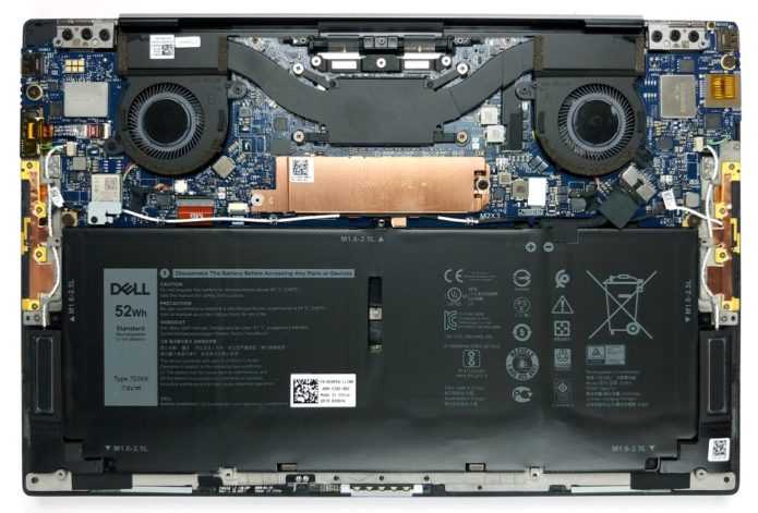 Inside Dell XPS 13 9310 – disassembly and upgrade options