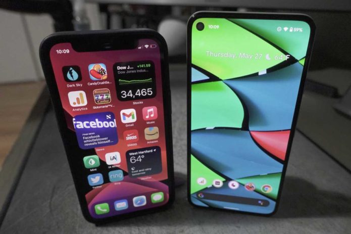 7 Android 12 features Apple should borrow for iOS 15