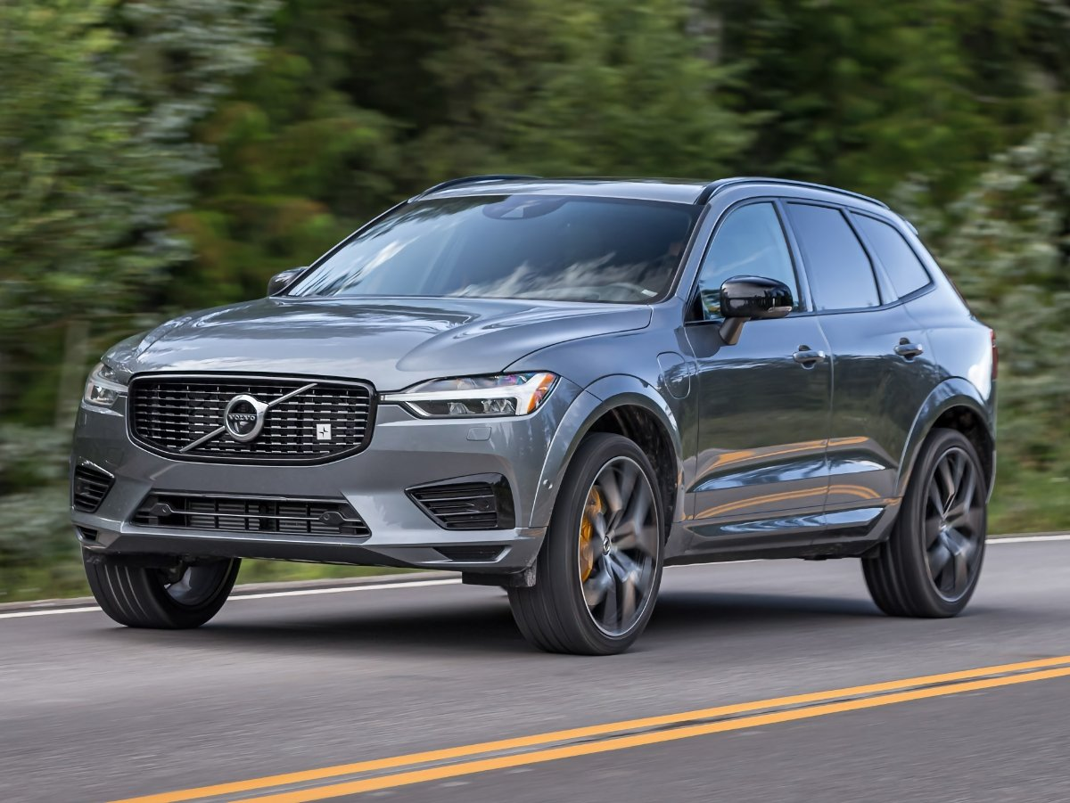 2021 Volvo XC60 Recharge review