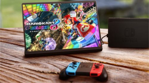 Lenovo Yoga X tablet teased as a portable HDMI monitor