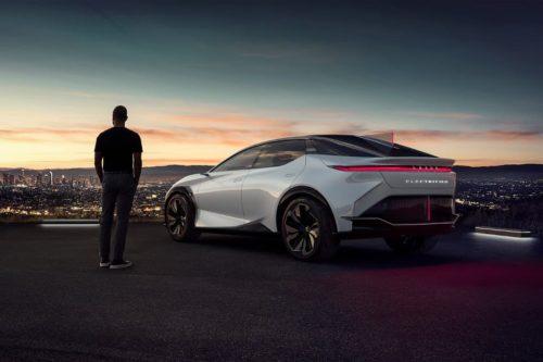 Lexus locks in plug-in hybrid for 2021 and new EV in 2022