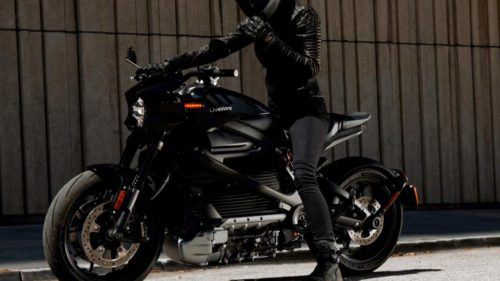 Harley-Davidson sparks LiveWire as a standalone electric motorcycle brand