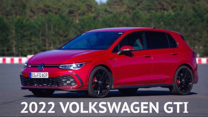 2022 Volkswagen Golf GTI review