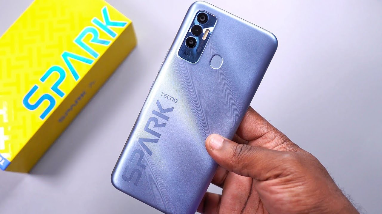 TECNO Spark 7P Unboxing and First Impressions Review: Budget Upgrade