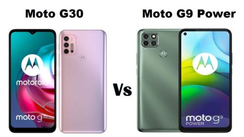 Moto G30 vs Moto G9 Power: Which Should You Buy?