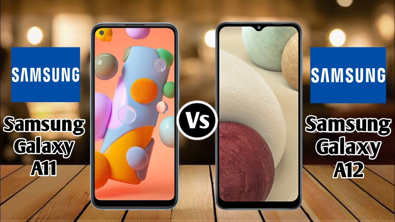 Galaxy A11 vs Galaxy A12: know what changes between Samsung phones