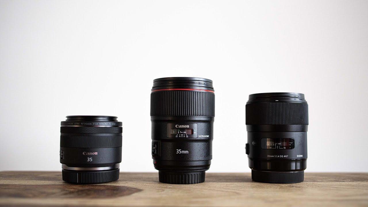 The Canon RF 35mm F1.4 L Has to Address a Big Problem
