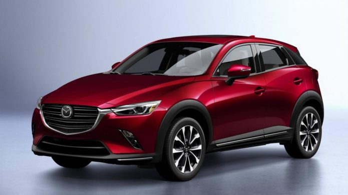 Mazda Drops CX-3 Crossover from Lineup for 2022