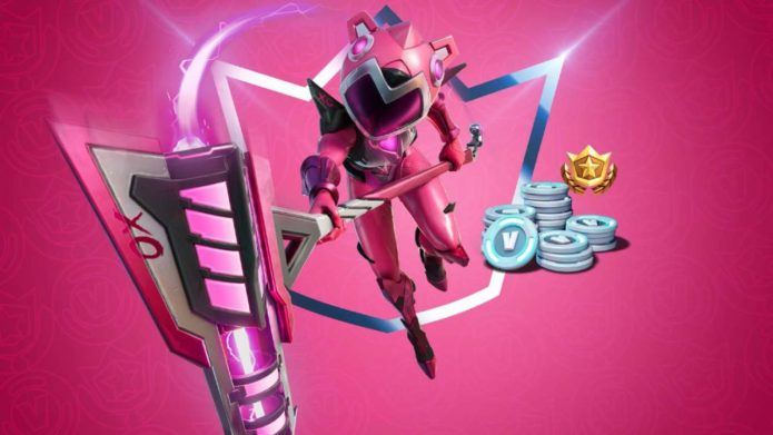 Fortnite Crew Pack for June revealed with Mecha Cuddle Master