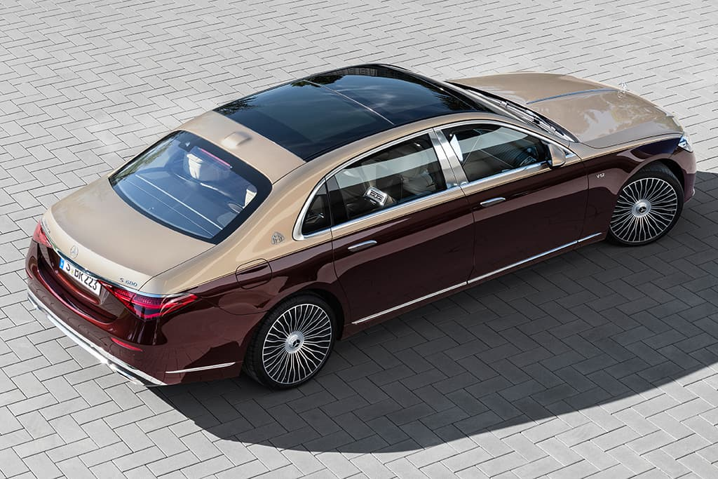 Maybach S 680 becomes Australia's priciest Mercedes